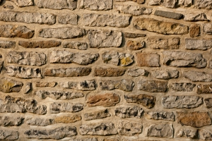 Stone texture image from 1750's building